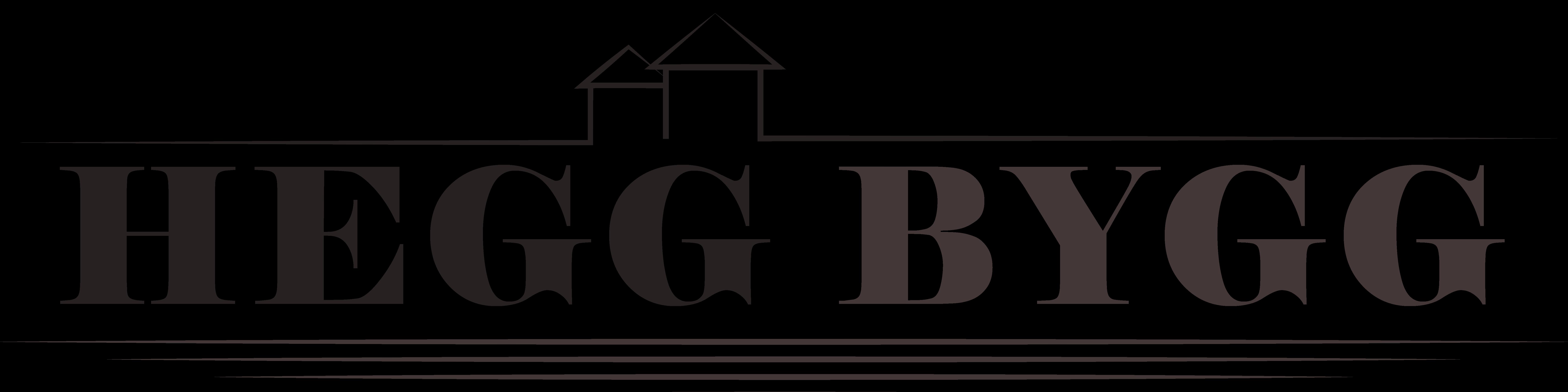 Transparent Hegg Bygg Logo